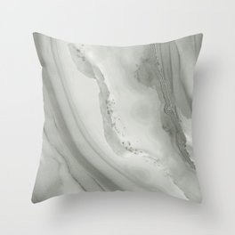 Stone Texture Surface 44 Throw Pillow