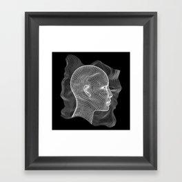 Future Of Sense Framed Art Print