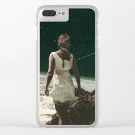SkyWalker Clear iPhone Case