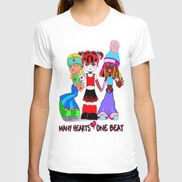 Beat Girlz T-shirt
