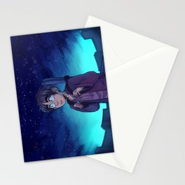 Eren nigth  Stationery Cards