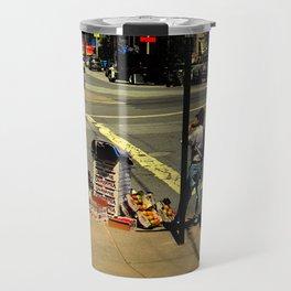 Boxes And Boxes  Travel Mug