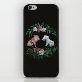 Fuck Speciesism iPhone Skin