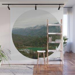 Serenity in Mt. Shasta Wall Mural