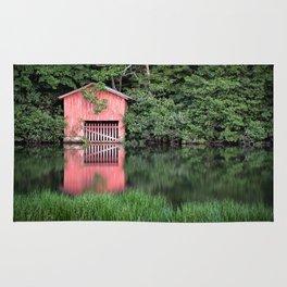 Mirror Lake House Rug