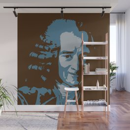 Voltaire Wall Mural