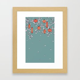Chouchin Framed Art Print