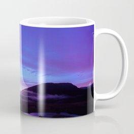 Valley Sunset Coffee Mug