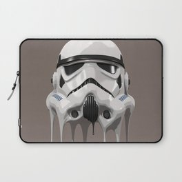 Stormtrooper Melting Laptop Sleeve