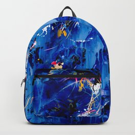 As The Universe Falls Together Backpack