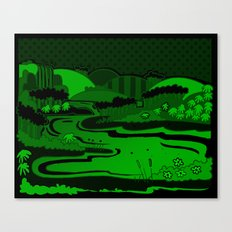 River São Francisco Canvas Print