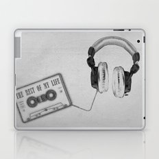 Music, please! Laptop & iPad Skin