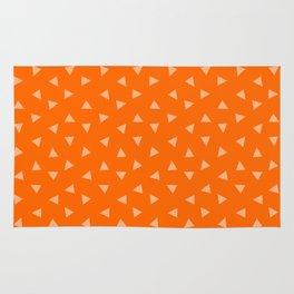 Festive Orange 2 Rug
