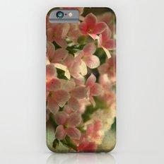 Cute Flowers iPhone 6s Slim Case