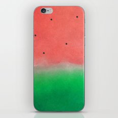 Watermelon Washout #society6 iPhone Skin
