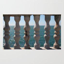 Vistas al mar en Cádiz Rug