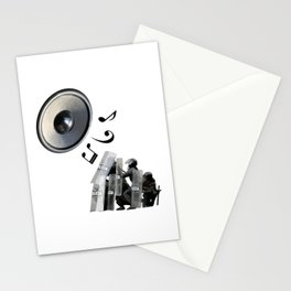 Protest Song Stationery Cards