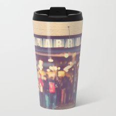 A Star is Born. Seattle Starbucks photograph Travel Mug