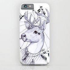 Deer in Dress Code  iPhone 6s Slim Case