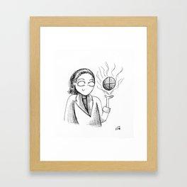 Inktober 2018: Day 28 Framed Art Print