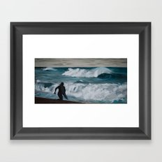 An Ascendancy of Exhilaration Framed Art Print