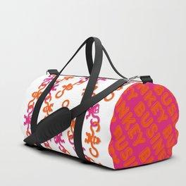 Monkey Business Duffle Bag