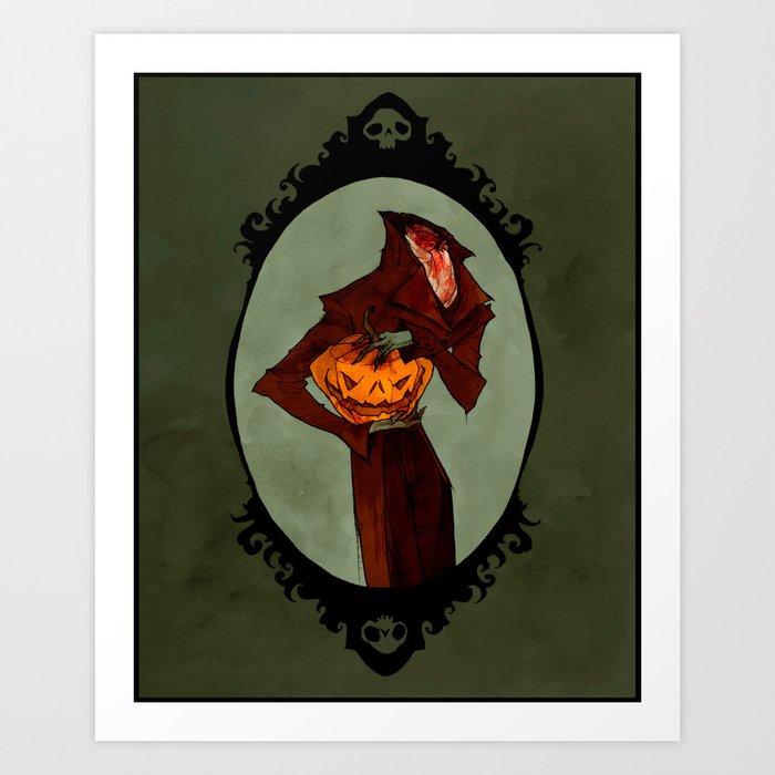 Legend of Sleepy Hollow Kunstdrucke