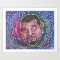 Sinbad. Art Print