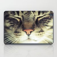 meow iPad Cases featuring Meow by BURNEDINTOMYHE∆RT♥