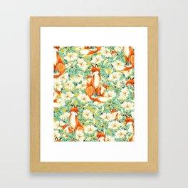 Jackals #society6 #decor #buyart Framed Art Print
