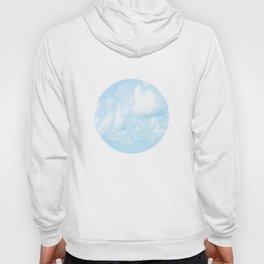 Walking On Cloud Nine  Hoody