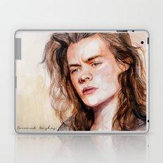 Harry watercolors III Laptop & iPad Skin