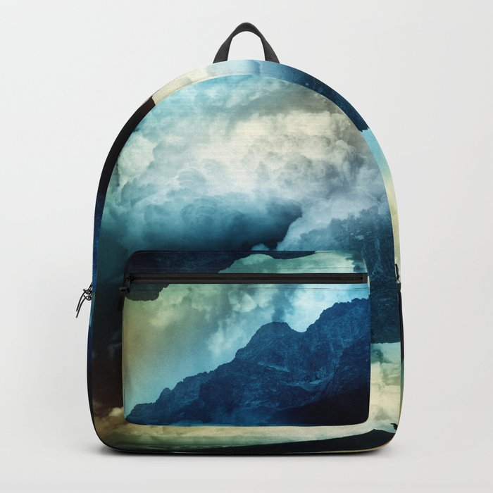State of isolation Backpack