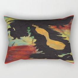 Vulturess Rectangular Pillow