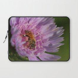 Eye of the Bee Laptop Sleeve