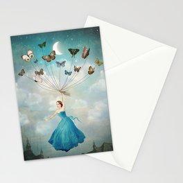 Leaving Wonderland Stationery Cards