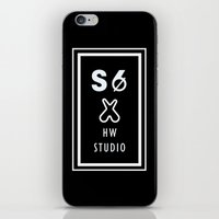 the xx iPhone & iPod Skins featuring XX by HW Studio