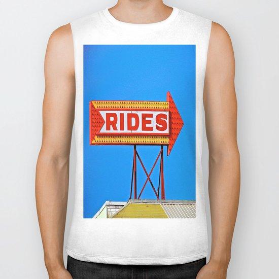 Let's Ride Biker Tank