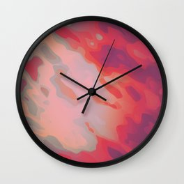 Relentless Antares Wall Clock