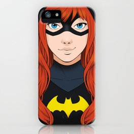 Batgirl iPhone Case