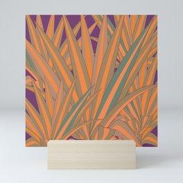 Colorful Agaves Mini Art Print