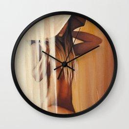 lightly revealing Wall Clock