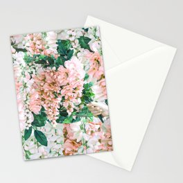 1992 Floral Delivery Stationery Cards