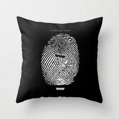 Prometheus. Throw Pillow