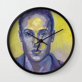 KEVIN, by Frank-Joseph Wall Clock