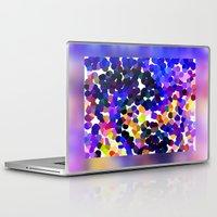 confetti Laptop & iPad Skins featuring Confetti by Art-Motiva