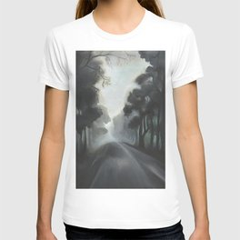 Road to town T-shirt