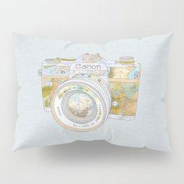 TRAVEL CAN0N Pillow Sham