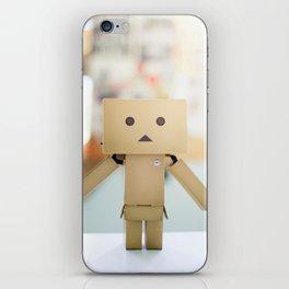 Savior Danbo iPhone Skin