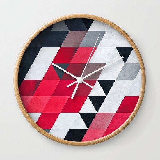 cyrysse Wall Clock